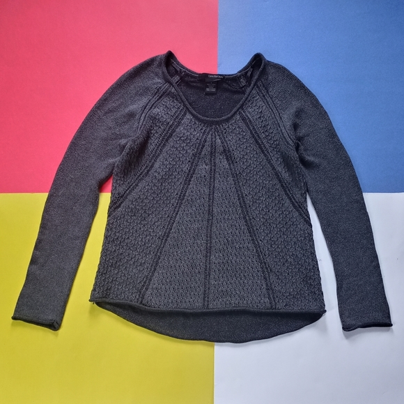 Women's Calvin Klein Jeans Heavy Knitted Sweater